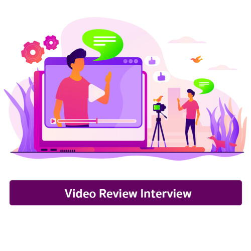 Video Review Interview